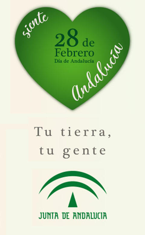 28 de Febrero - Día de Andalucía (Junta de Andalucía)