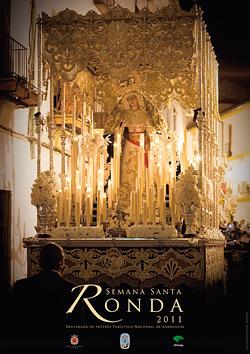 Cartel Oficial de la Semana Santa.