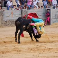 Alejandro Pavón sufrió un pequeño percance.