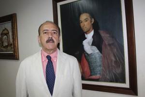 Vicente Becerra, concejal delegado de Fiestas.
