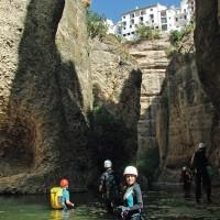 El Consejo Andaluz de Biodiversidad se reunirá en septiembre para declarar el Tajo de Ronda como Parque Natural