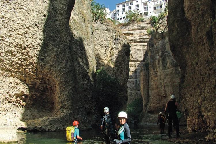 El Tajo de Ronda: cinco años esperando y sin fecha para ser declarado 'Monumento Natural'