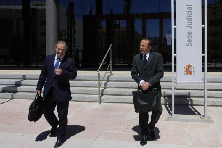 La juez da por finalizada la instrucción del 'caso Acinipo' y dos de los imputados piden el sobreseimiento de la causa