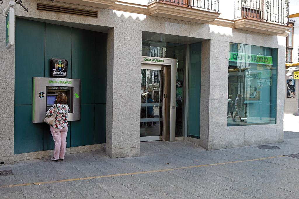Bankia cerrar su nica oficina operativa en ronda for Oficina 2038 bankia
