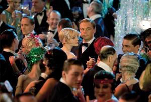 Fotograma de la película 'El Gran Gatsby', donde se recrean el espíritu de estas fiestas.