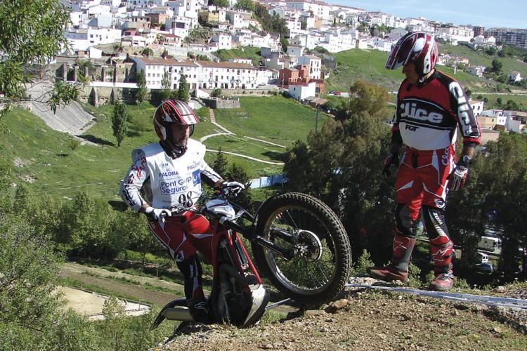 Presentan la XII edición del Trial 'Ciudad de Ronda', que es puntuable para el Campeonato de Andalucía