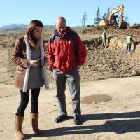 Comienza la creación de 42 huertos urbanos en la Cruz de San Jorge