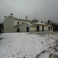 Activado para hoy el aviso naranja por nevadas en Ronda
