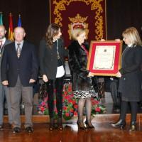 Paco Marín es nombrado Hijo Adoptivo de Ronda a título póstumo