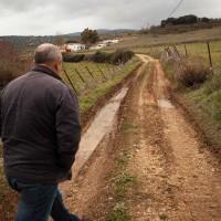 El Ayuntamiento destinará 30.000 euros para el arreglo de tres caminos públicos