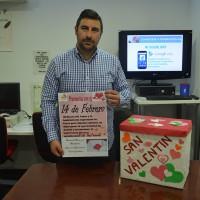 Los vecinos de Parauta recibirán cartas el día de San Valentín