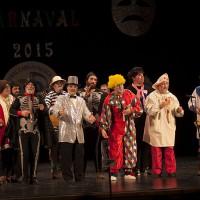 Arranca el Carnaval 2015 con el pregón de 'La Caterva'