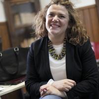 Teresa Valdenebro: «2014 ha sido un año más dentro de una legislatura negra»