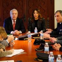 La Guardia Civil se hace cargo de la seguridad en Montecorto y Serrato