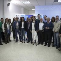 El PP presenta su candidatura para las elecciones municipales