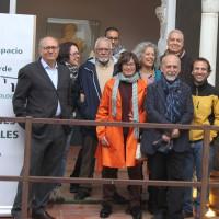 Manuel García Rubio es presentado como candidato de EVA