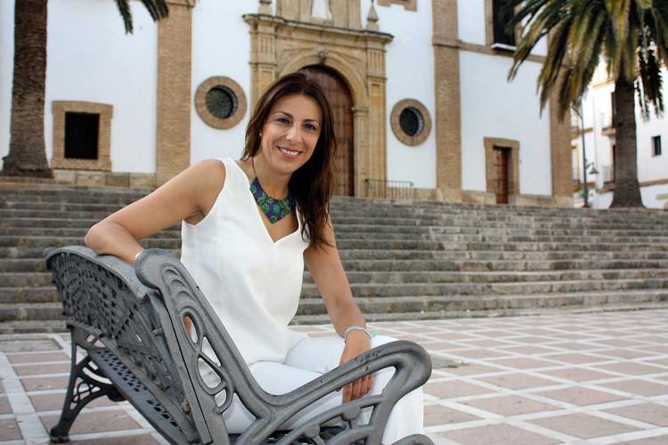 María de la Paz Fernández: «Queremos un proyecto de ciudad con desarrollo industrial y tecnológico»