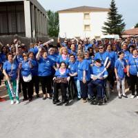 Éxito de la I Marcha Solidaria de la Fibromialgia