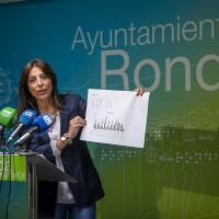 """Fernández: """"Los rondeños han dejado claro que quieren que el PP sea quien gobierne"""""""