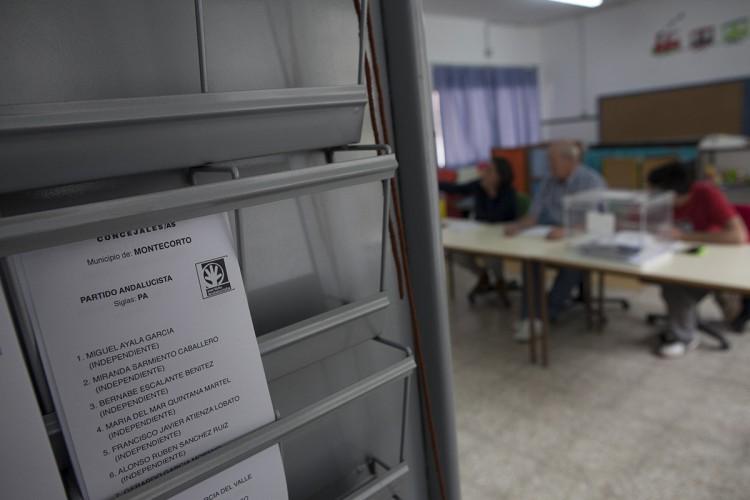 El PA gana en Montecorto y el PSOE obtiene todos los ediles de Serrato