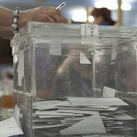 PP, PSOE, Ciudadanos y Adelante Andalucía firman un acuerdo para no llenar de carteles electorales el conjunto monumental de Ronda