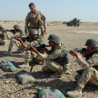 La Legión culmina la preparación de una brigada iraquí para luchar contra el Estado Islámico