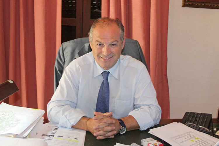 Antonio Marín Lara: «No descarto volver a ser alcalde de Ronda»