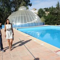 Inaugurada la piscina municipal de Padre Jesús