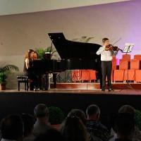 Los intérpretes del Conservatorio inauguran la XVI Semana de la Música