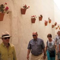 Ronda se sitúa a la cola en pernoctaciones entre los destinos más turísticos