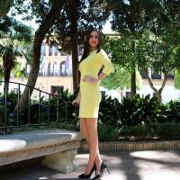 La rondeña Carolina Orozco quiere ser Miss World Spain 2016