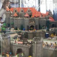 El Círculo de Artistas de Ronda se convierte en un museo de Playmobil