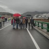 La Junta de Andalucía inaugura los nuevos accesos a Ronda