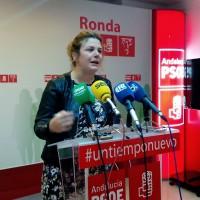 El PSOE denuncia la desinformación con la firma del convenio entre Ayuntamiento y ADIF