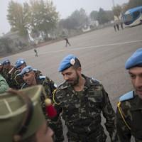 La Legión inicia su traslado a Líbano