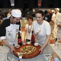 Flavio Lo Tártaro, mejor español clasificado en el mundial de la pizza
