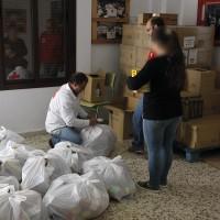Cruz Roja reparte 4.000 kilos de alimentos entre los más necesitados