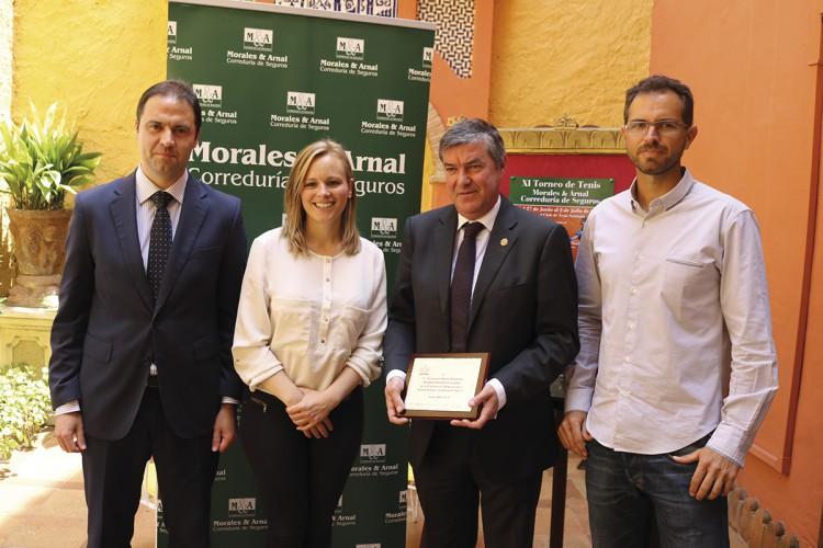 Morales & Arnal Correduría de Seguros presenta la XI edición de su torneo