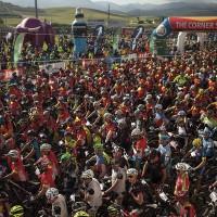 El barro no frenó a los 8.000 participantes de los 101Km