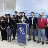 María Paz Fernández será la número 5 del PP al Congreso