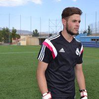 El guardameta rondeño Curro Harillo ficha por el San Fernando CD de la Segunda División B