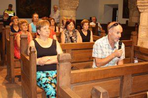 Vecinos y vecinas de El Burgo trasladaron su propuesta al Pleno de Ronda.