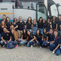 La Asociación Cultural Abul Beka viaja hasta Italia para participar con sus bailes en el Festival de La Collina