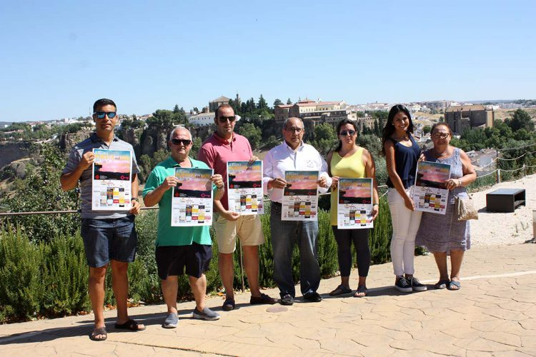 La Hermandad del Santo Entierro organiza la VI Fiesta de la Puesta del Sol en El Predicatorio