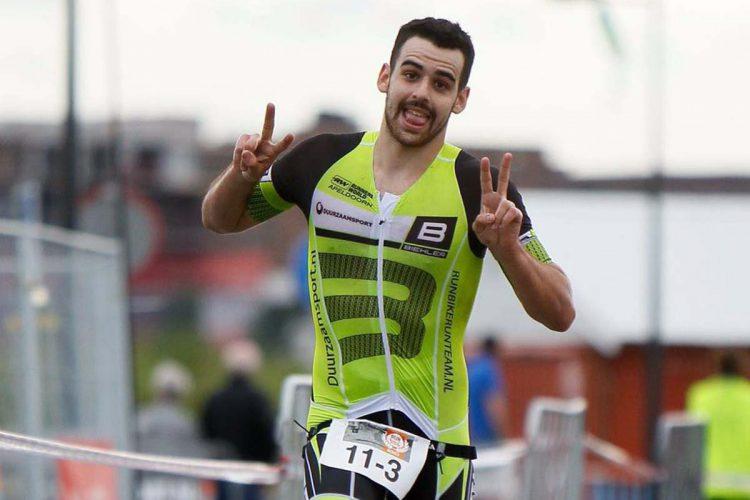 Óscar Torres no consigue la clasificación para el Campeonato de España Élite de Triatlón