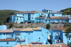 Es el único municipio de la Serranía que no es blanco.