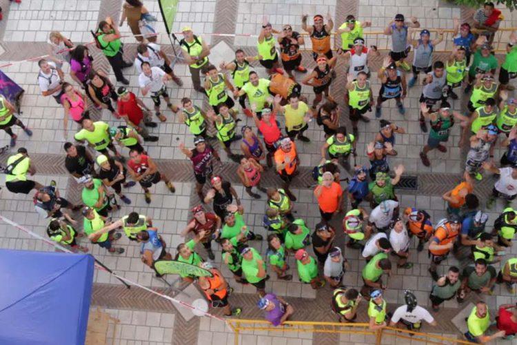 Cien corredores participaron en el I Trail Nocturno de Genalguacil
