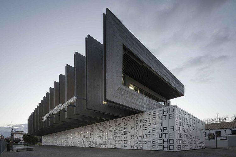 La Biblioteca de Ronda es uno de los seis mejores proyectos del mundo seleccionados para el 'Premio Cívico 2016 Edificios WAN'