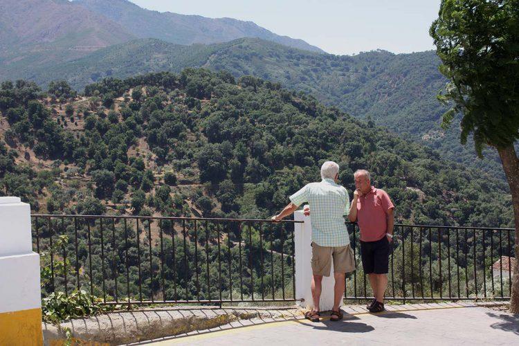 La Comarca de Ronda se desangra y pierde 1.565 habitantes en diez años