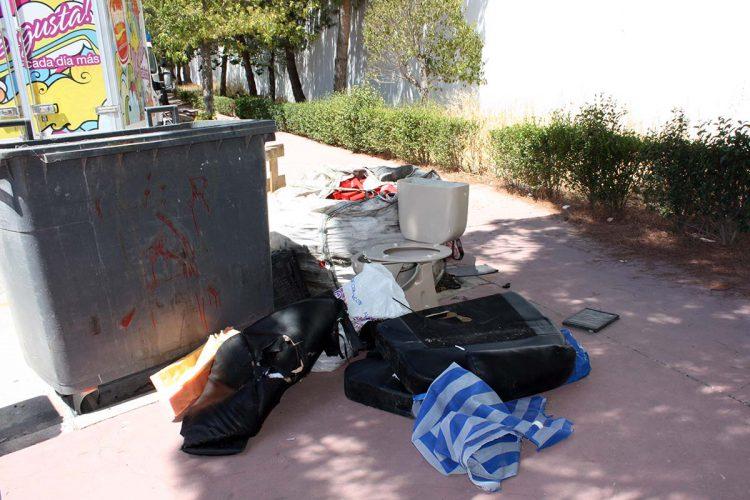 El PP solicita al Gobierno Tripartito la puesta en marcha de un Plan de Limpieza para Ronda